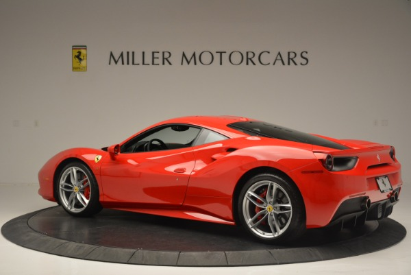 Used 2017 Ferrari 488 GTB for sale Sold at McLaren Greenwich in Greenwich CT 06830 4