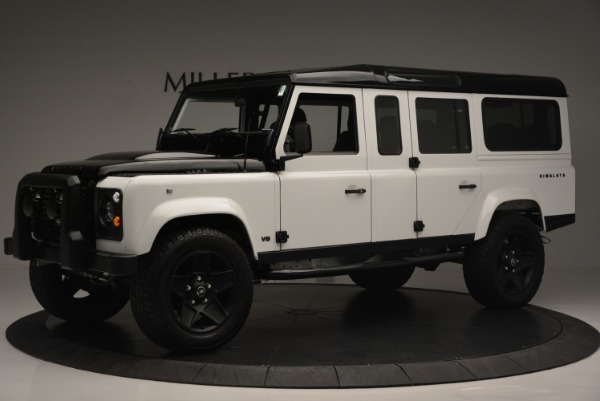 Used 1994 Land Rover Defender 130 Himalaya for sale Sold at McLaren Greenwich in Greenwich CT 06830 2