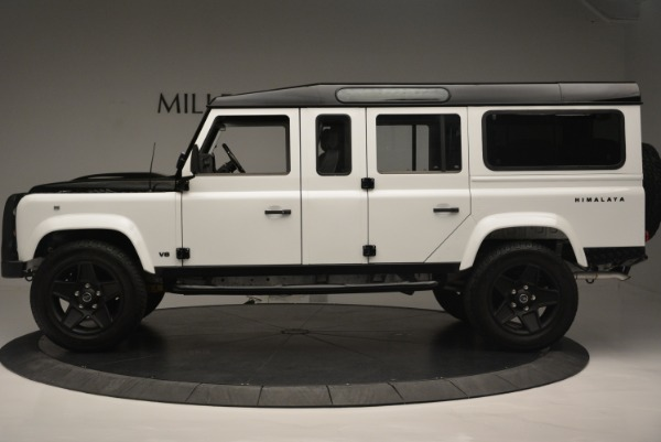 Used 1994 Land Rover Defender 130 Himalaya for sale Sold at McLaren Greenwich in Greenwich CT 06830 3