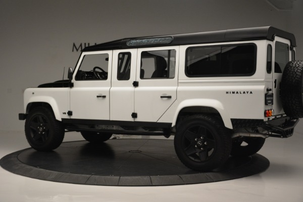 Used 1994 Land Rover Defender 130 Himalaya for sale Sold at McLaren Greenwich in Greenwich CT 06830 4