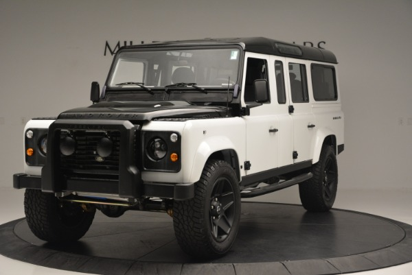 Used 1994 Land Rover Defender 130 Himalaya for sale Sold at McLaren Greenwich in Greenwich CT 06830 1