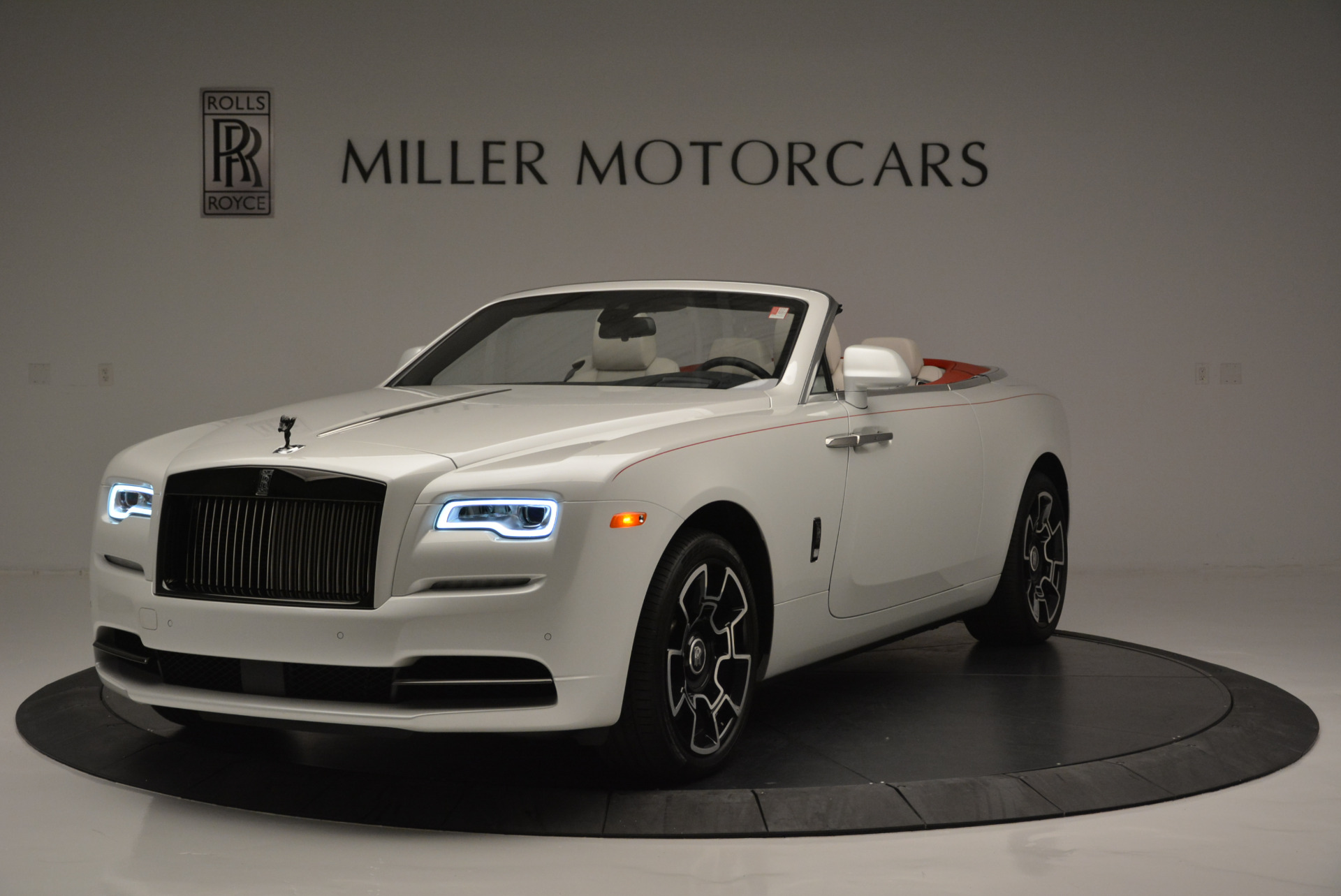 Used 2018 Rolls-Royce Dawn Black Badge for sale Sold at McLaren Greenwich in Greenwich CT 06830 1