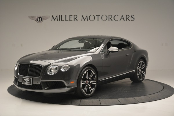 Used 2013 Bentley Continental GT V8 for sale Sold at McLaren Greenwich in Greenwich CT 06830 2
