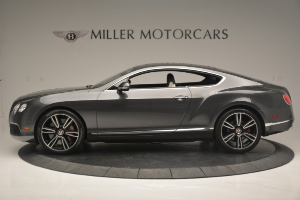 Used 2013 Bentley Continental GT V8 for sale Sold at McLaren Greenwich in Greenwich CT 06830 3