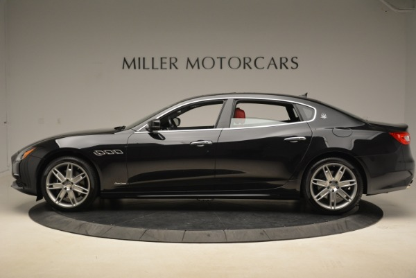 New 2018 Maserati Quattroporte S Q4 GranLusso for sale Sold at McLaren Greenwich in Greenwich CT 06830 3