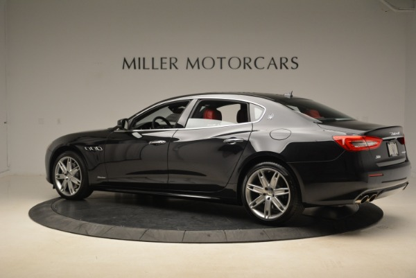 New 2018 Maserati Quattroporte S Q4 GranLusso for sale Sold at McLaren Greenwich in Greenwich CT 06830 4