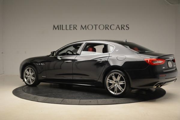 New 2018 Maserati Quattroporte S Q4 GranLusso for sale Sold at McLaren Greenwich in Greenwich CT 06830 4