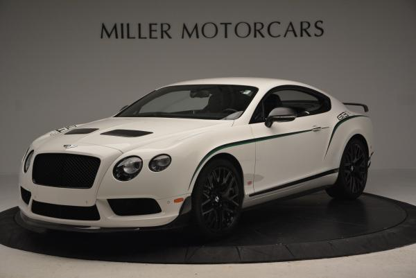 Used 2015 Bentley GT GT3-R for sale Sold at McLaren Greenwich in Greenwich CT 06830 2