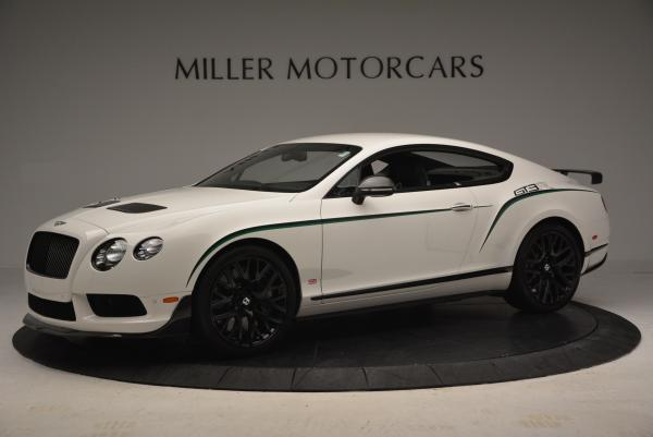 Used 2015 Bentley GT GT3-R for sale Sold at McLaren Greenwich in Greenwich CT 06830 3