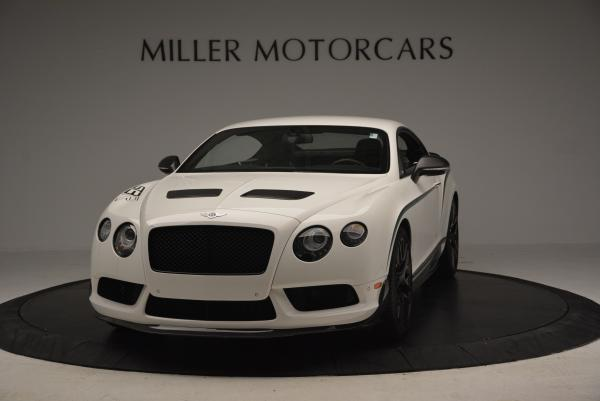 Used 2015 Bentley GT GT3-R for sale Sold at McLaren Greenwich in Greenwich CT 06830 1