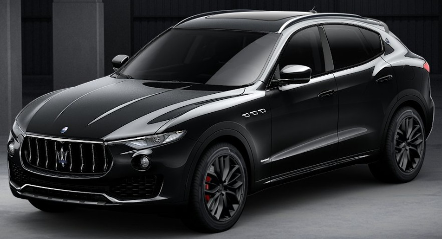 New 2018 Maserati Levante S for sale Sold at McLaren Greenwich in Greenwich CT 06830 1