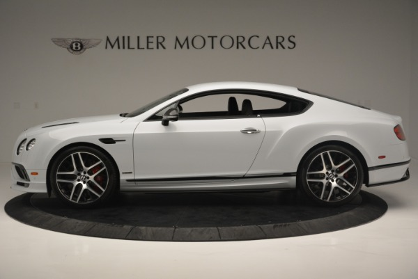 Used 2017 Bentley Continental GT Supersports for sale Sold at McLaren Greenwich in Greenwich CT 06830 3