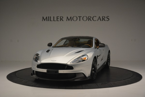 Used 2018 Aston Martin Vanquish S Coupe for sale Sold at McLaren Greenwich in Greenwich CT 06830 2