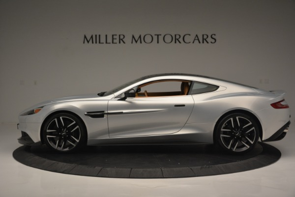 Used 2018 Aston Martin Vanquish S Coupe for sale Sold at McLaren Greenwich in Greenwich CT 06830 3