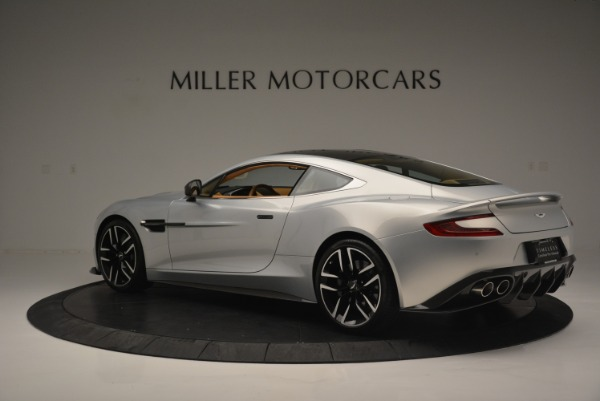 Used 2018 Aston Martin Vanquish S Coupe for sale Sold at McLaren Greenwich in Greenwich CT 06830 4