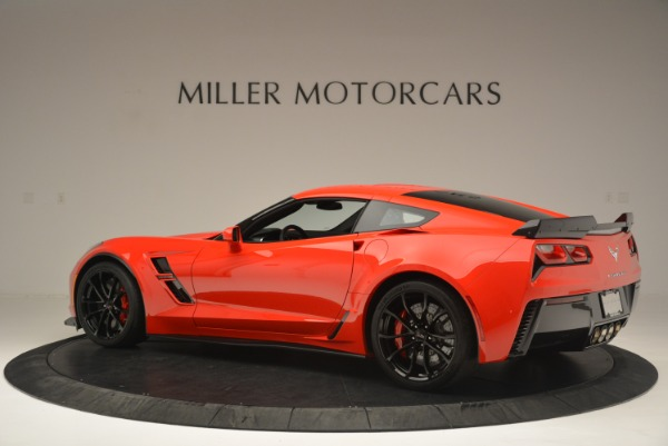 Used 2017 Chevrolet Corvette Grand Sport for sale Sold at McLaren Greenwich in Greenwich CT 06830 4
