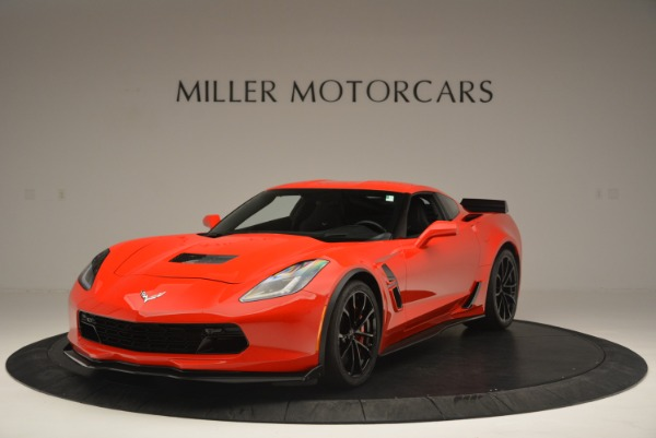 Used 2017 Chevrolet Corvette Grand Sport for sale Sold at McLaren Greenwich in Greenwich CT 06830 1