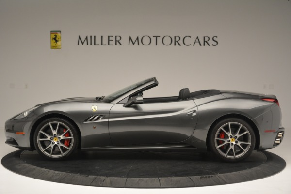 Used 2010 Ferrari California for sale Sold at McLaren Greenwich in Greenwich CT 06830 3