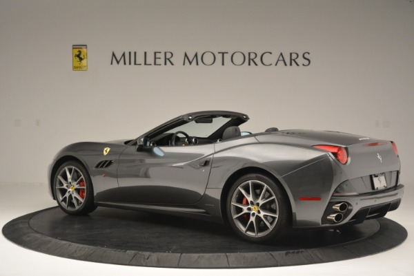 Used 2010 Ferrari California for sale Sold at McLaren Greenwich in Greenwich CT 06830 4