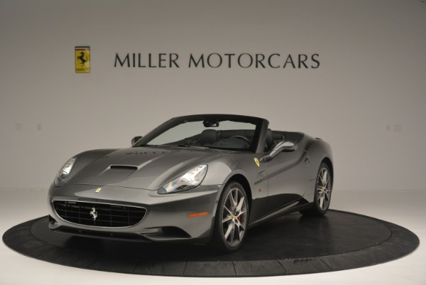 Used 2010 Ferrari California for sale Sold at McLaren Greenwich in Greenwich CT 06830 1