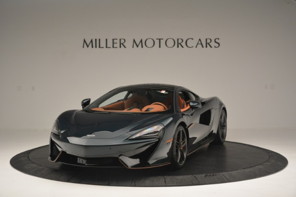 New 2018 McLaren 570GT Coupe for sale Sold at McLaren Greenwich in Greenwich CT 06830 2
