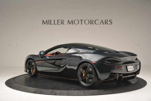 New 2018 McLaren 570GT Coupe for sale Sold at McLaren Greenwich in Greenwich CT 06830 4
