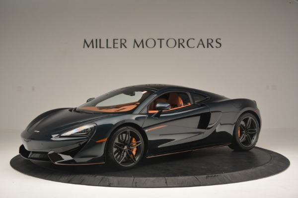 New 2018 McLaren 570GT Coupe for sale Sold at McLaren Greenwich in Greenwich CT 06830 1