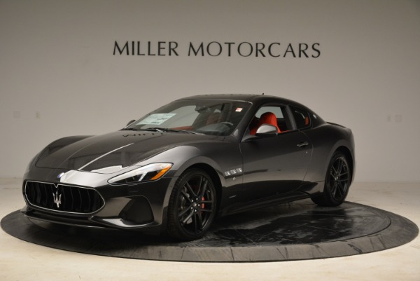 New 2018 Maserati GranTurismo Sport for sale Sold at McLaren Greenwich in Greenwich CT 06830 2