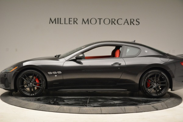 New 2018 Maserati GranTurismo Sport for sale Sold at McLaren Greenwich in Greenwich CT 06830 3