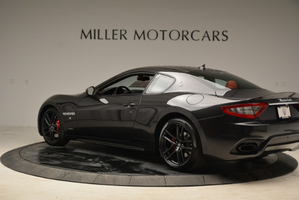 New 2018 Maserati GranTurismo Sport for sale Sold at McLaren Greenwich in Greenwich CT 06830 4