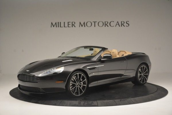 Used 2016 Aston Martin DB9 GT Volante for sale Sold at McLaren Greenwich in Greenwich CT 06830 2