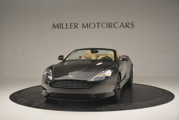 Used 2016 Aston Martin DB9 GT Volante for sale Sold at McLaren Greenwich in Greenwich CT 06830 1