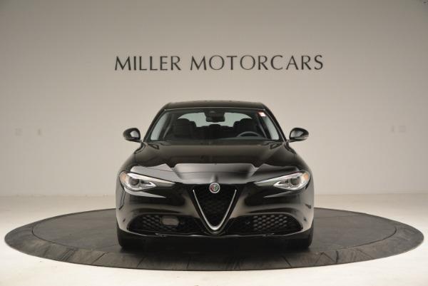 New 2018 Alfa Romeo Giulia Q4 for sale Sold at McLaren Greenwich in Greenwich CT 06830 1