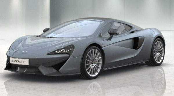 New 2018 McLaren 570GT for sale Sold at McLaren Greenwich in Greenwich CT 06830 1