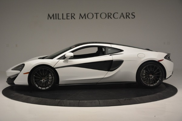 Used 2018 McLaren 570GT for sale Sold at McLaren Greenwich in Greenwich CT 06830 3