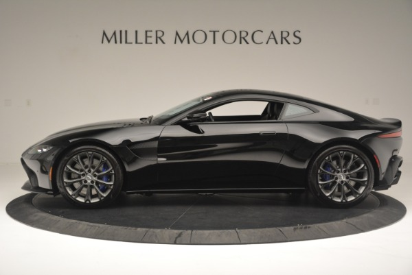 Used 2019 Aston Martin Vantage Coupe for sale $132,990 at McLaren Greenwich in Greenwich CT 06830 3