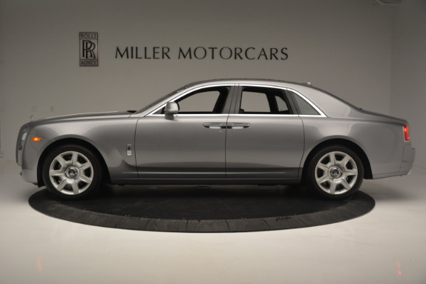 Used 2012 Rolls-Royce Ghost for sale Sold at McLaren Greenwich in Greenwich CT 06830 2