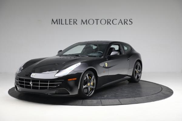 Used 2012 Ferrari FF for sale Sold at McLaren Greenwich in Greenwich CT 06830 1
