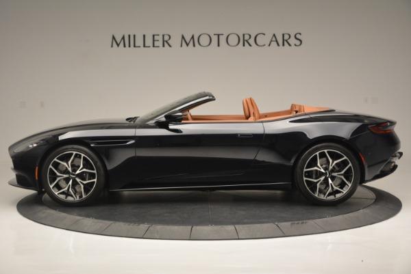 New 2019 Aston Martin DB11 Volante Volante for sale Sold at McLaren Greenwich in Greenwich CT 06830 3