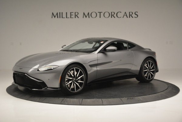 New 2019 Aston Martin Vantage for sale Sold at McLaren Greenwich in Greenwich CT 06830 2