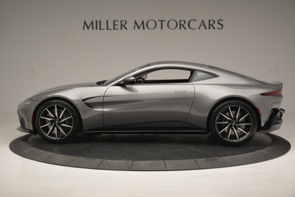 New 2019 Aston Martin Vantage for sale Sold at McLaren Greenwich in Greenwich CT 06830 3