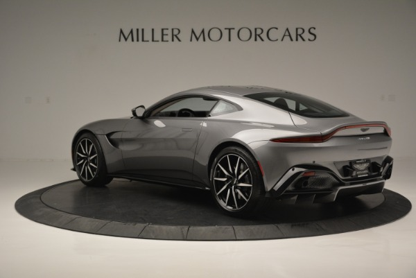New 2019 Aston Martin Vantage for sale Sold at McLaren Greenwich in Greenwich CT 06830 4