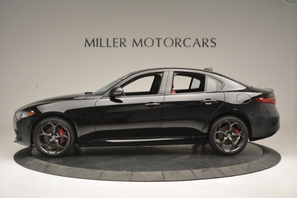 New 2018 Alfa Romeo Giulia Q4 for sale Sold at McLaren Greenwich in Greenwich CT 06830 3