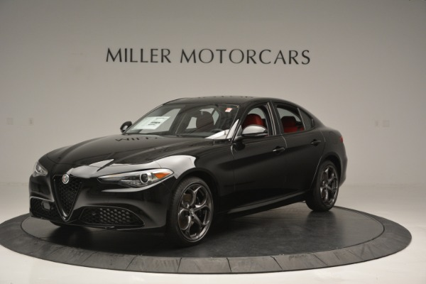 New 2018 Alfa Romeo Giulia Q4 for sale Sold at McLaren Greenwich in Greenwich CT 06830 2
