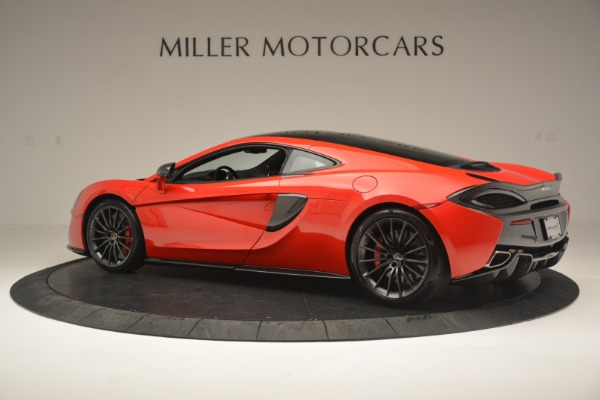 Used 2018 McLaren 570GT for sale Sold at McLaren Greenwich in Greenwich CT 06830 4