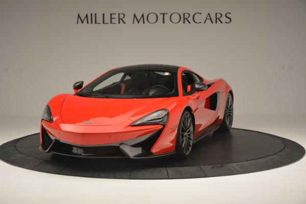 Used 2018 McLaren 570GT for sale Sold at McLaren Greenwich in Greenwich CT 06830 1