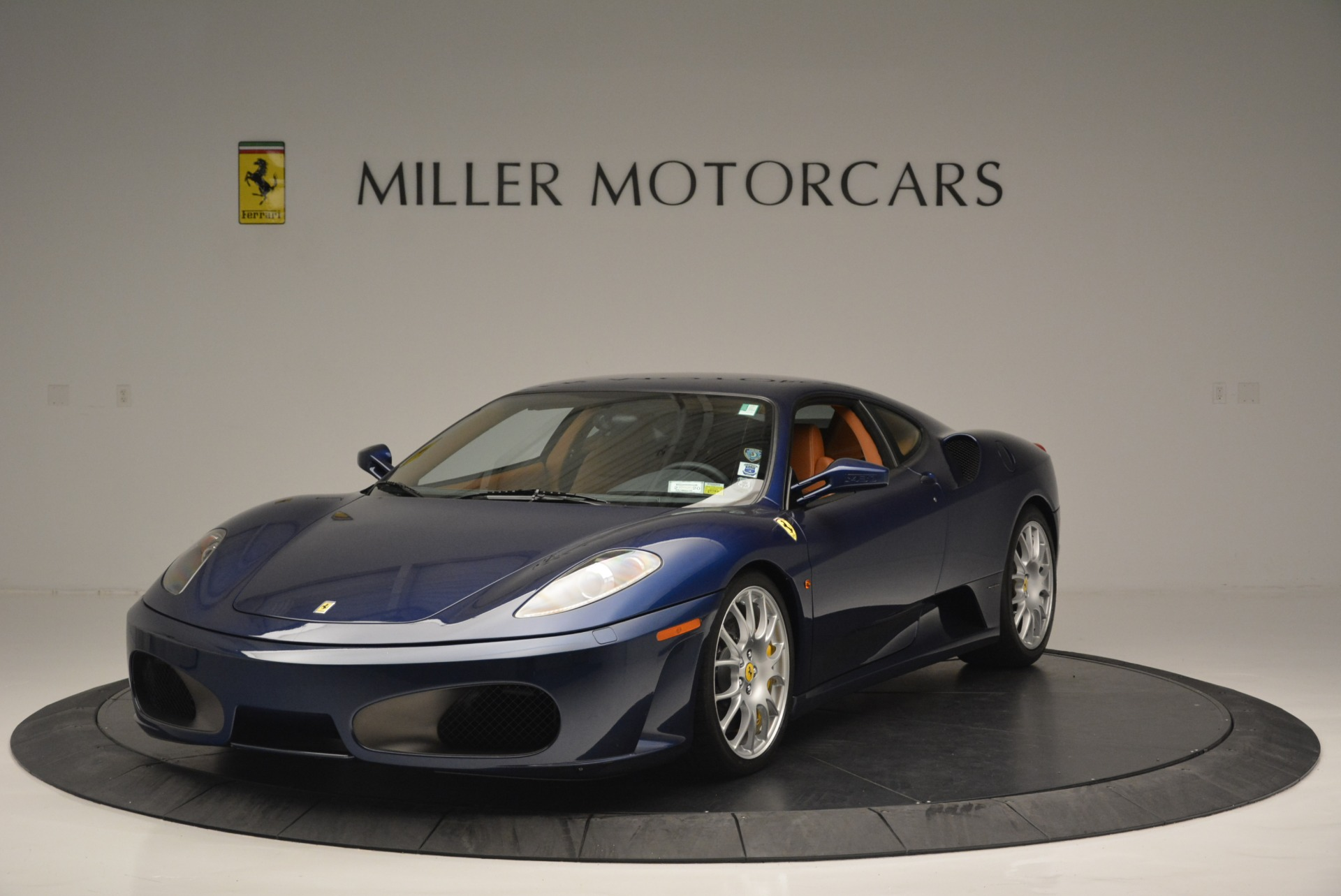 Used 2009 Ferrari F430 6-Speed Manual for sale Sold at McLaren Greenwich in Greenwich CT 06830 1