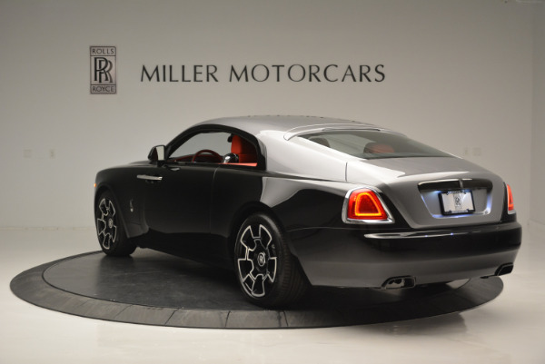 New 2018 Rolls-Royce Wraith Black Badge for sale Sold at McLaren Greenwich in Greenwich CT 06830 3