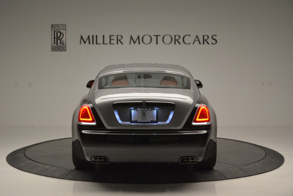 New 2018 Rolls-Royce Wraith Black Badge for sale Sold at McLaren Greenwich in Greenwich CT 06830 4