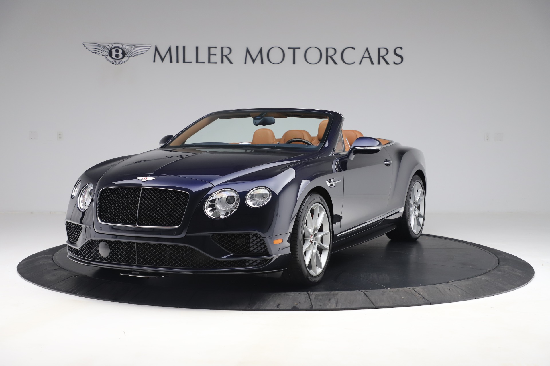 Used 2016 Bentley Continental GTC V8 S for sale $139,900 at McLaren Greenwich in Greenwich CT 06830 1